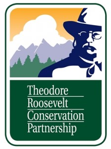 Logo courtesy Theodore Roosevelt Conservation Partnership