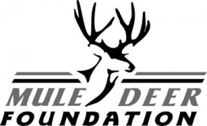 Logo courtesy Mule Deer Foundation